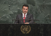 Prime Minister of former Yugoslav Republic of Macedonia Addresses General Assembly