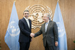 Secretary-General Meets Foreign Minister of United Arab Emirates