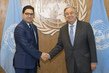 Secretary-General Meets Foreign Minister of Morocco 2.8348947