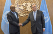 Secretary-General Meets Prime Minister of Lesotho 2.8348947