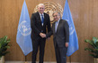 Secretary-General Meets Prime Minister of Saint Lucia 2.8348947