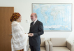 Deputy Secretary-General Meets Vice-Minister of Foreign Ministry of Mexico 7.225333