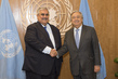Secretary-General Meets Foreign Minister of Bahrain