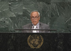 Vice President of Micronesia Addresses General Assembly