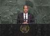 Foreign Minister of Djibouti Addresses General Assembly