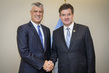 President of General Assembly Meets Representative of Kosovo Authorities 1.2414333