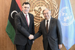 Secretary-General Meets Head of Libyan Presidency Council 2.8338618