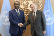 Secretary-General Meets Prime Minister of Togo 2.8338618