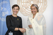 Deputy Secretary-General Meets Foreign Minister of Jamaica 7.2295914