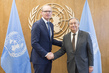 Secretary-General Meets Foreign Minister of Ireland 1.0