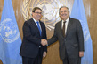 Secretary-General Meets Foreign Minister of Cuba 1.0