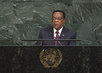 Foreign Minister of Tanzania Addresses General Assembly 3.215431