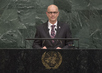 Permanent Representative of New Zealand Addresses General Assembly