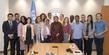Deputy Secretary-General Meets 2017 Reham Al-Farra Journalism Fellows 7.223832