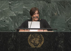 Permanent Representative of Nicaragua Addresses General Assembly