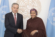 Deputy Secretary-General Meets Foreign Minister of Tajikistan 7.223832