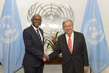 Secretary-General Meets Foreign Minister of Burundi 2.834795
