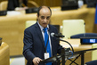 The Representative of Algeria Addresses General Assembly Meeting on Total Elimination of Nuclear Weapons 3.21458