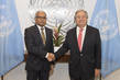Secretary-General Meets Foreign Minister of Maldives 2.836138