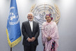 Deputy Secretary-General Meets Foreign Minister of Iran 7.229189