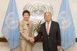 Secretary-General Meets Secretary-General of ICAO 2.8352518