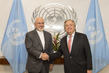 Secretary-General Meets Foreign Minister of Iran 2.836138