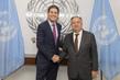 Secretary-General Meets Head of International Rescue Committee 2.8352518