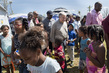 Secretaray-General Visits Dominica to Survey Hurricane Damage 3.936778