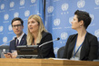 Press Conference by International Campaign to Abolish Nuclear Weapons 3.1941094