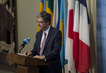 President of Security Council Speaks to Press on Mali 1.1715674
