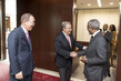 Secretary-General Meets with Two Former Secretaries-General 12.201163