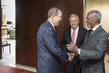 Secretary-General Meets with Two Former Secretaries-General 2.834257