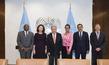 Secretary-General Meets Bureau of ECOSOC 2.8354506
