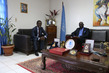 Special Adviser on the Prevention of Genocide Visits Central African Republic.