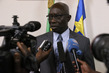 Special Adviser on the Prevention of Genocide Visits Central African Republic. 3.549492