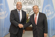 Secretary-General Meets Spanish Secretary of State