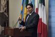 Representative of Israel Speaks to Press 1.0