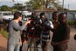 MINUSCA Hosts Training for CAR Cameramen 3.549492