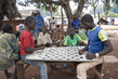Camp for Internally Displaced in Bangassou, Central African Republic 6.015637