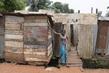 Scene from PK5 Neighbourhood in Bangui, CAR