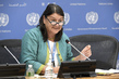 Special Rapporteur on Right to Food Addresses Press