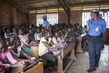 MINUSCA Police Officer Conducts Class on Gender Violence 4.7747355