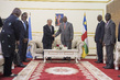 Secretary-General Meets President of Central African Republic 3.728454