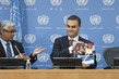 Director of Global Education Monitoring Report of UNESCO Addresses Press 3.1953814