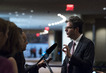 President of Security Council Speaks to Press 0.6553902