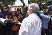 Secretary-General Visits Central African Republic 3.7313719