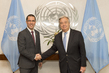 Secretary-General Meets Foreign Minister of Venezuela 2.8369534