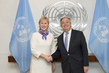 Secretary-General Meets Foreign Minister of Sweden 2.8369534