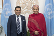 Deputy Secretary-General Meets UK Minister of State 7.229189