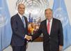Secretary-General Meets Senior Security Advisor of UNSMIL 2.8361938